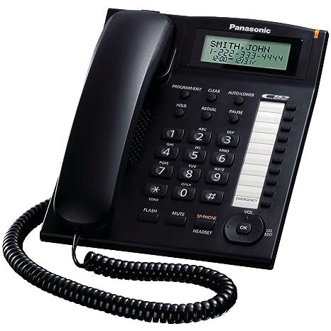 Panasonic KX-TS880-B Standard Phone
