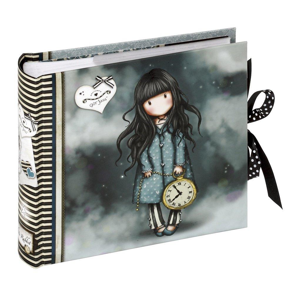 Panodia 270859 Gorjuss - Álbum de fotos (100 fotos,10 x 15 cm), diseño infantil de niña con reloj   más información y comentarios