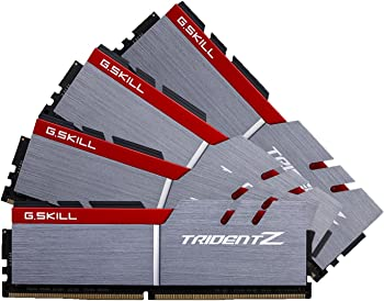 G.SKILL 32GB (4 x 8GB) Desktop Memory
