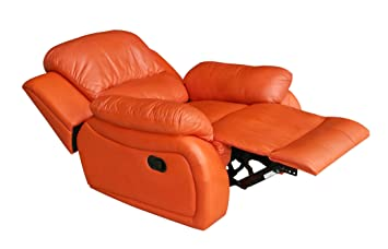 Ledersessel Relaxsessel Kinosessel Fernsehsessel 5129-1-477