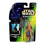 Star Wars Star Wars: Power Of The Force Green Card Saelt Marae Action Figure