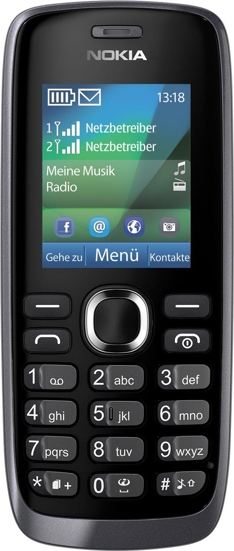 T�l�phone GSM NOKIA 112 GRIS