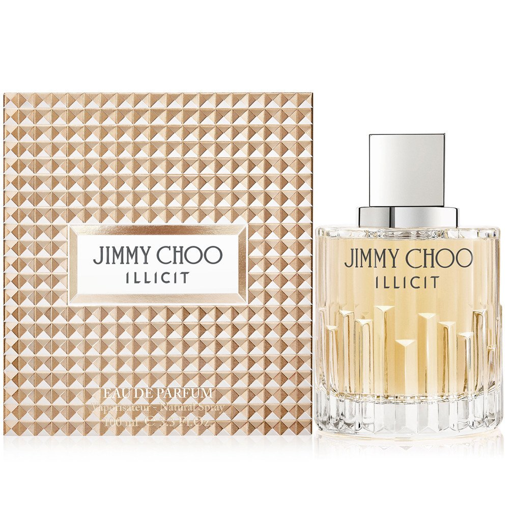 Jimmy Choo Illicit By Jimmy Choo Eau De Parfum 3.3 oz For Women SEALED