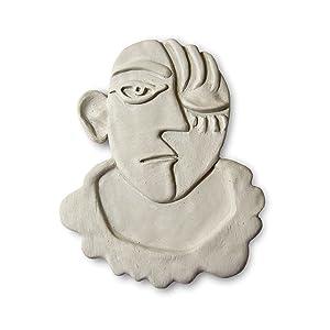 AMACO AMA47340B Marblex Self-Hardening Clay, Gray, 25 lbs. (Color: Gray, Tamaño: 12 x 7 x 7 1/2)