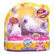 Little Live Pets S2 Tweet Talking Owl And Baby - Graceling Family