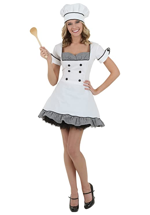 Chef Costumes for Women