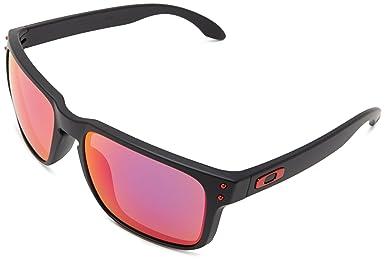 Oakley Holbrook Iridium Sport Sunglasses Dp B00abhawcs Oakley Sport Sunglasses