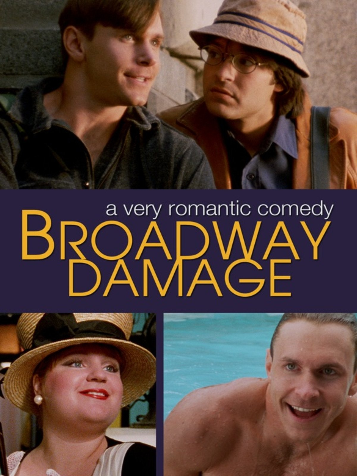 Broadway Damage on Amazon Prime Video UK