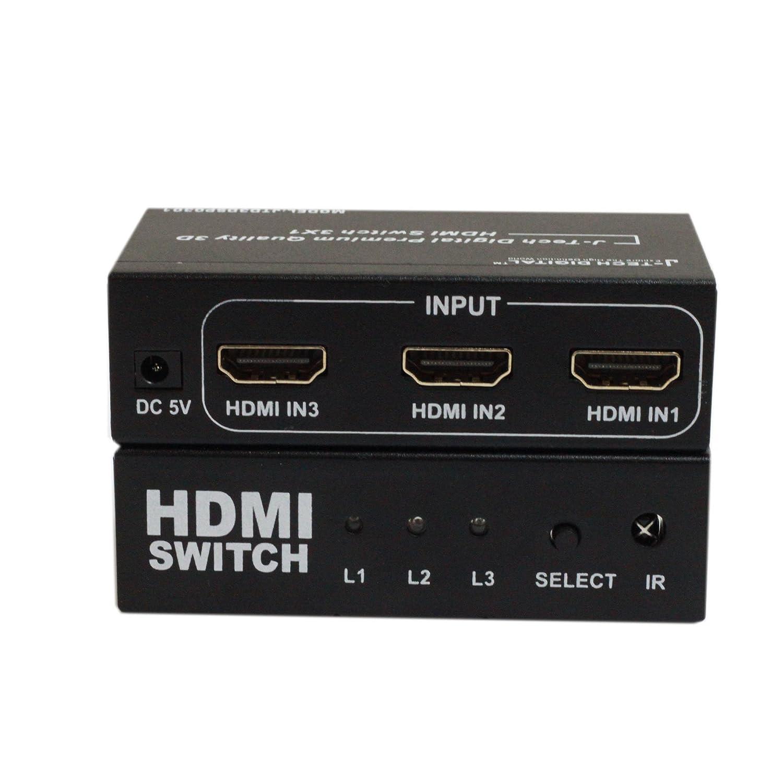 Top 20 Best High Speed HDMI Switch with IR wireless Remote 2018