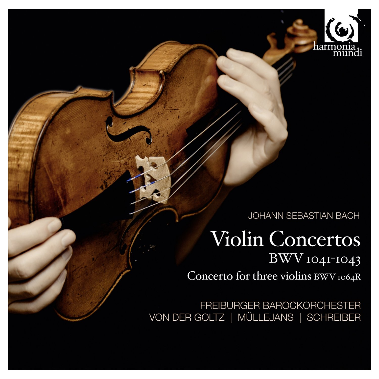 Bach violin concerto E major - best CDs for performance and SQ ...