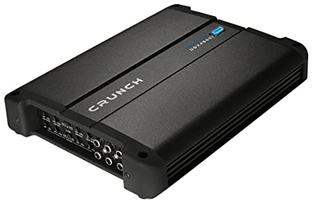 Crunch DSX4500 Autoradios 750 W