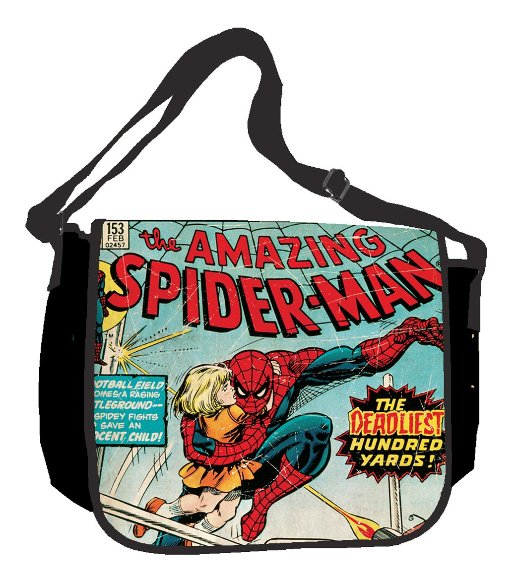 Spider Man Shoulder Bag 49