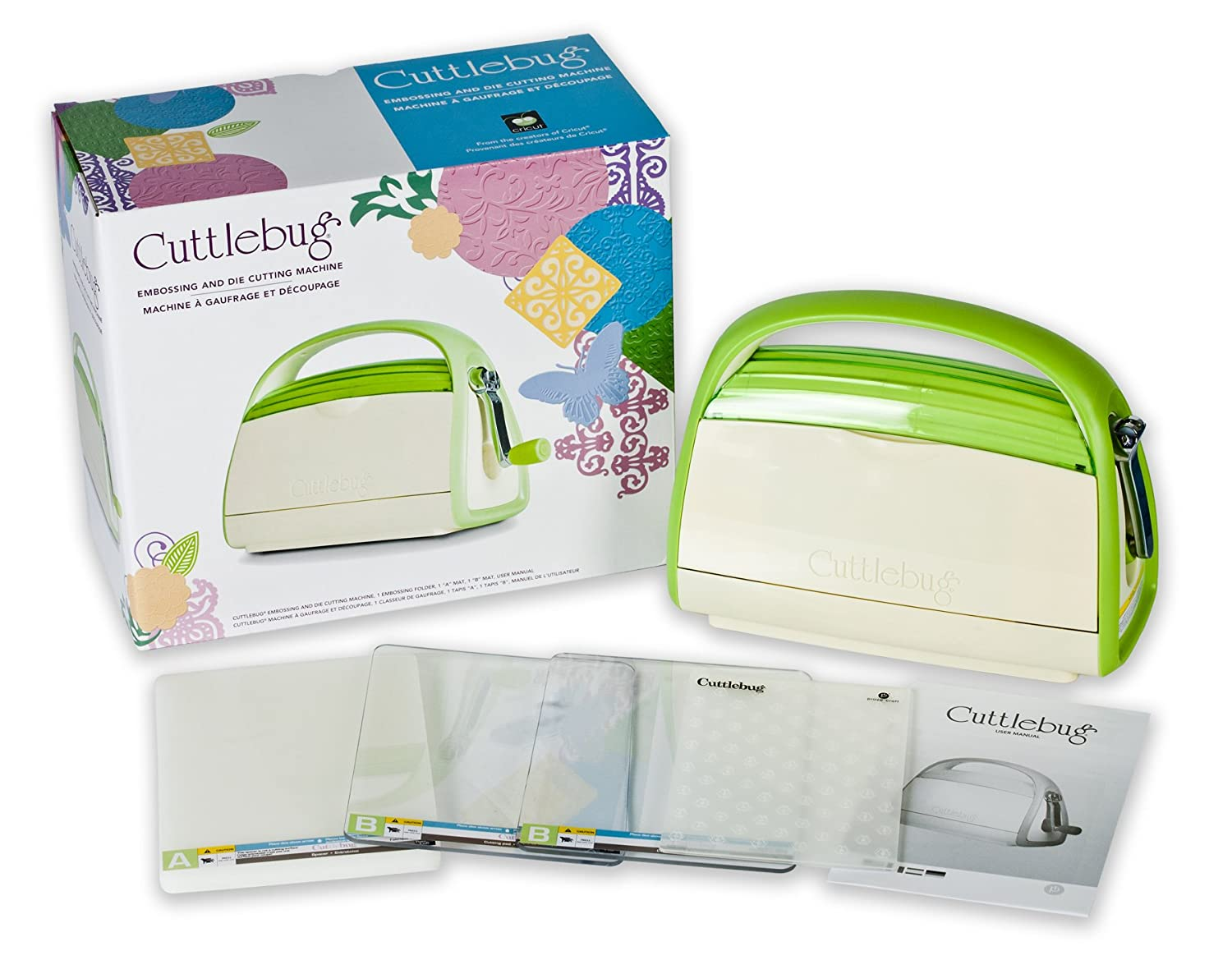 new cricut cuttle bug v2 embossing die cutting machine