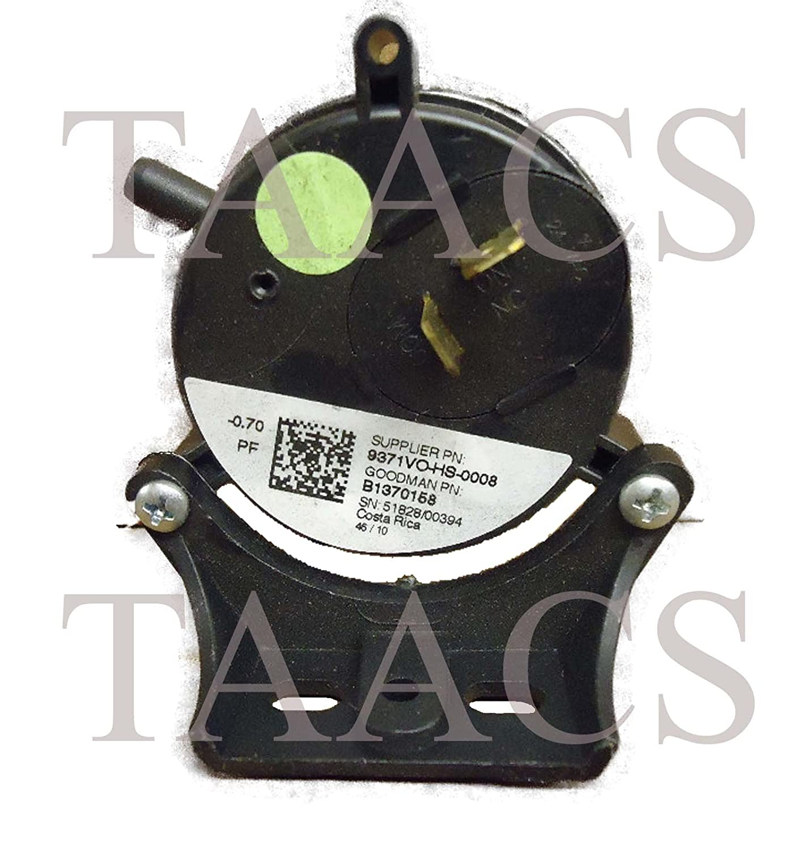 Goodman Air Pressure Switch B1370158