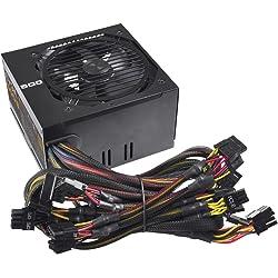 EVGA 500 B1 100-B1-0500-KR 80 Plus Bronze 500W Power Supply