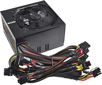 EVGA 500 B1 80 Plus 500W Power Supply