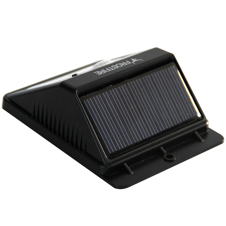 Pannello Solare Per Luce Garage : Luce led con sensore di movimento alimentazione solare