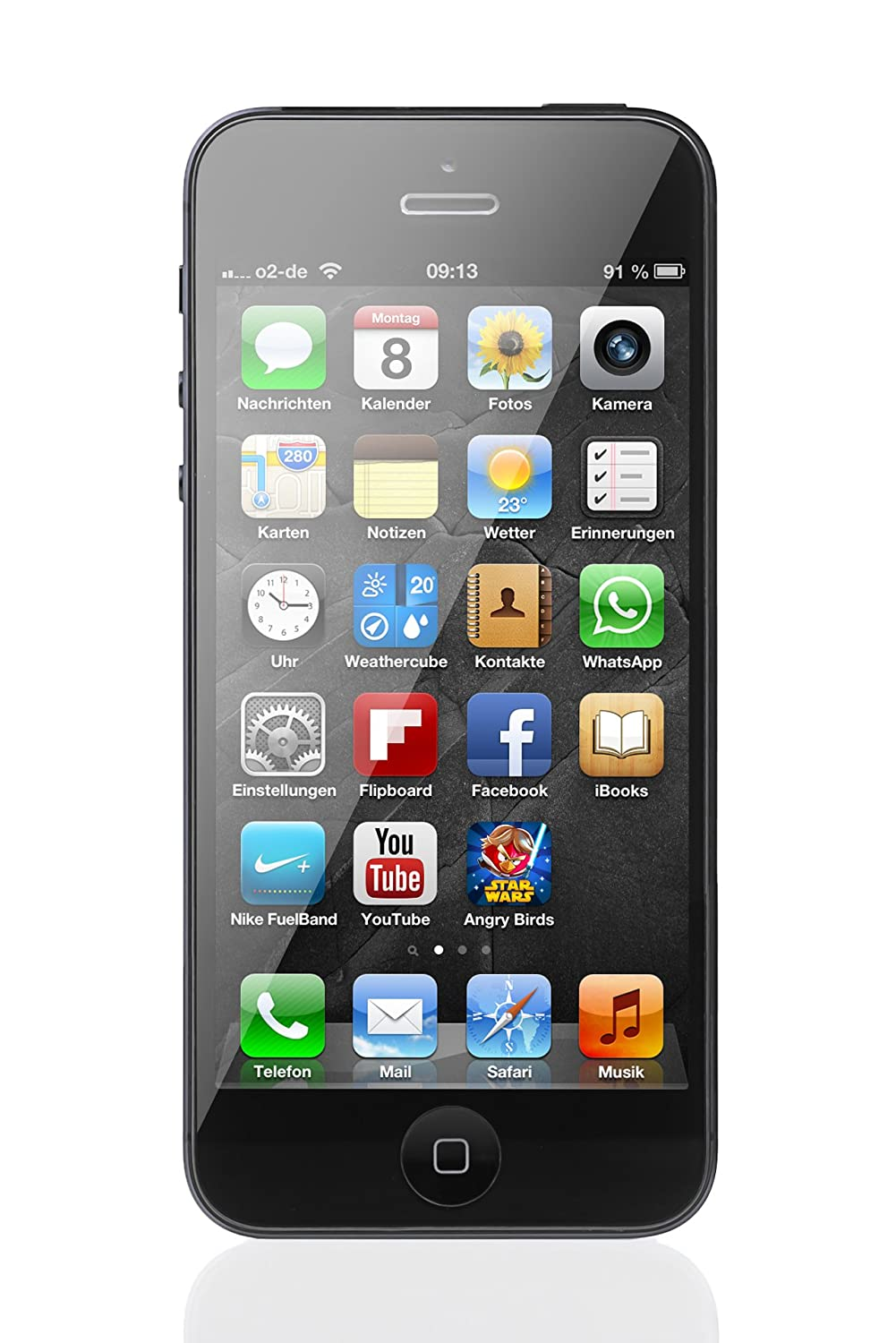 Leasing Apple iPhone 5, Black 16GB (Unlocked)
