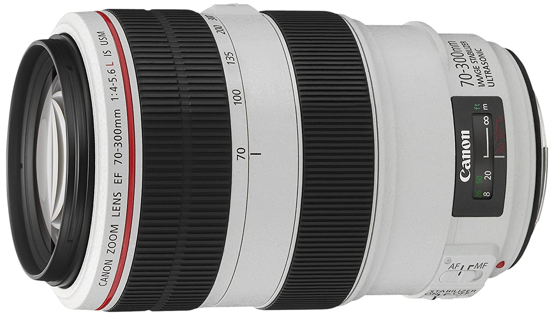 Canon EF 70-300mm f4-5.6 L IS USM Lenses