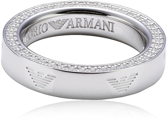 Emporio Armani EG3059040 925 Sterling Silver Ring