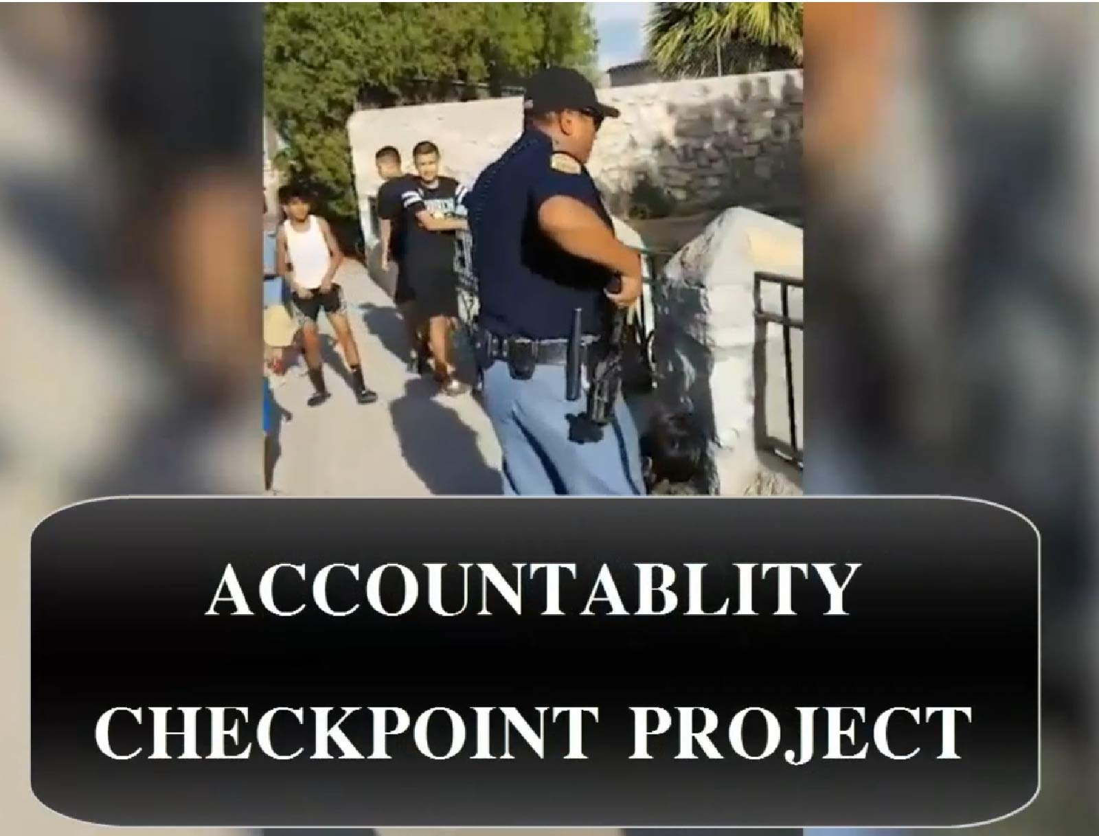 Accountability Checkpoint Project