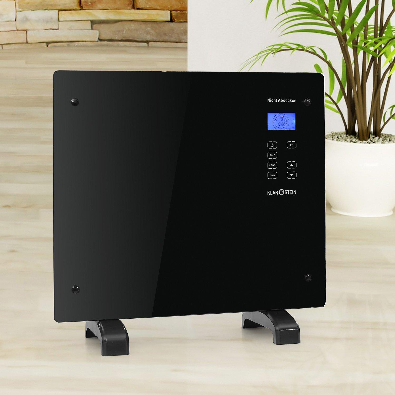 Radiador de baja potencia y consumo (1000w) para espacios pequeños
