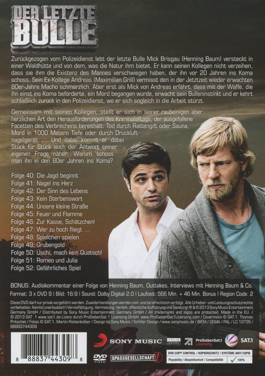 Der Letzte Bulle Staffel 5 May 2014