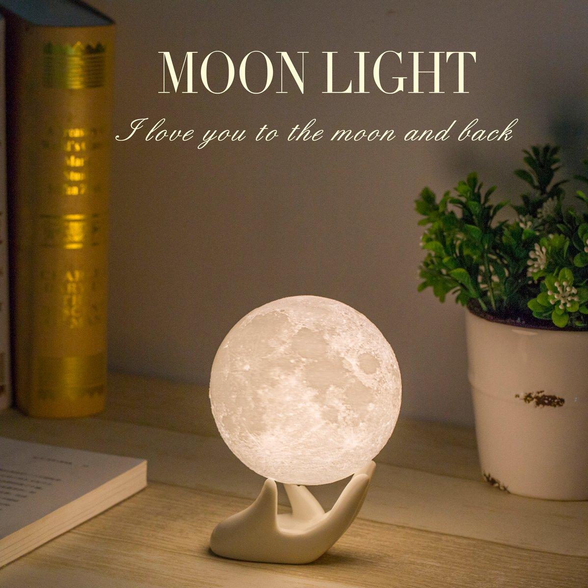 Moon Light Lamp 0644436754702/