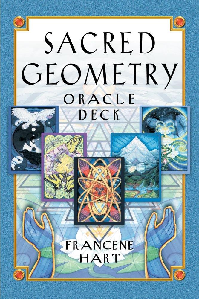Sacred Geometry Book Sacred Geometry Oracle Deck