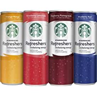 12-Pack of 12oz Starbucks Refreshers