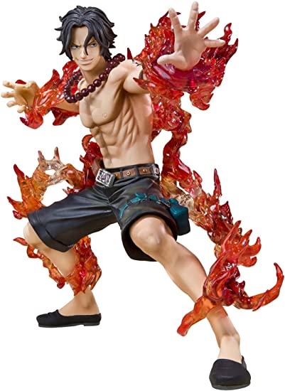 Figuarts Zero : One Piece Portgas D. Ace Battle Ver.