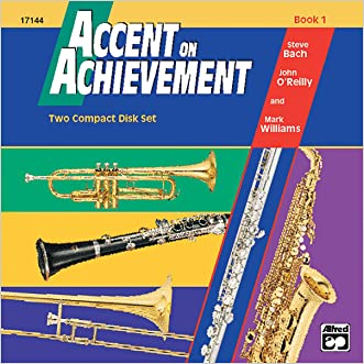 Accent on Achievement, Bk 1: 2 CDs