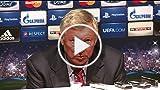 Sir Alex Ferguson After Man United 1-0 Galatasaray