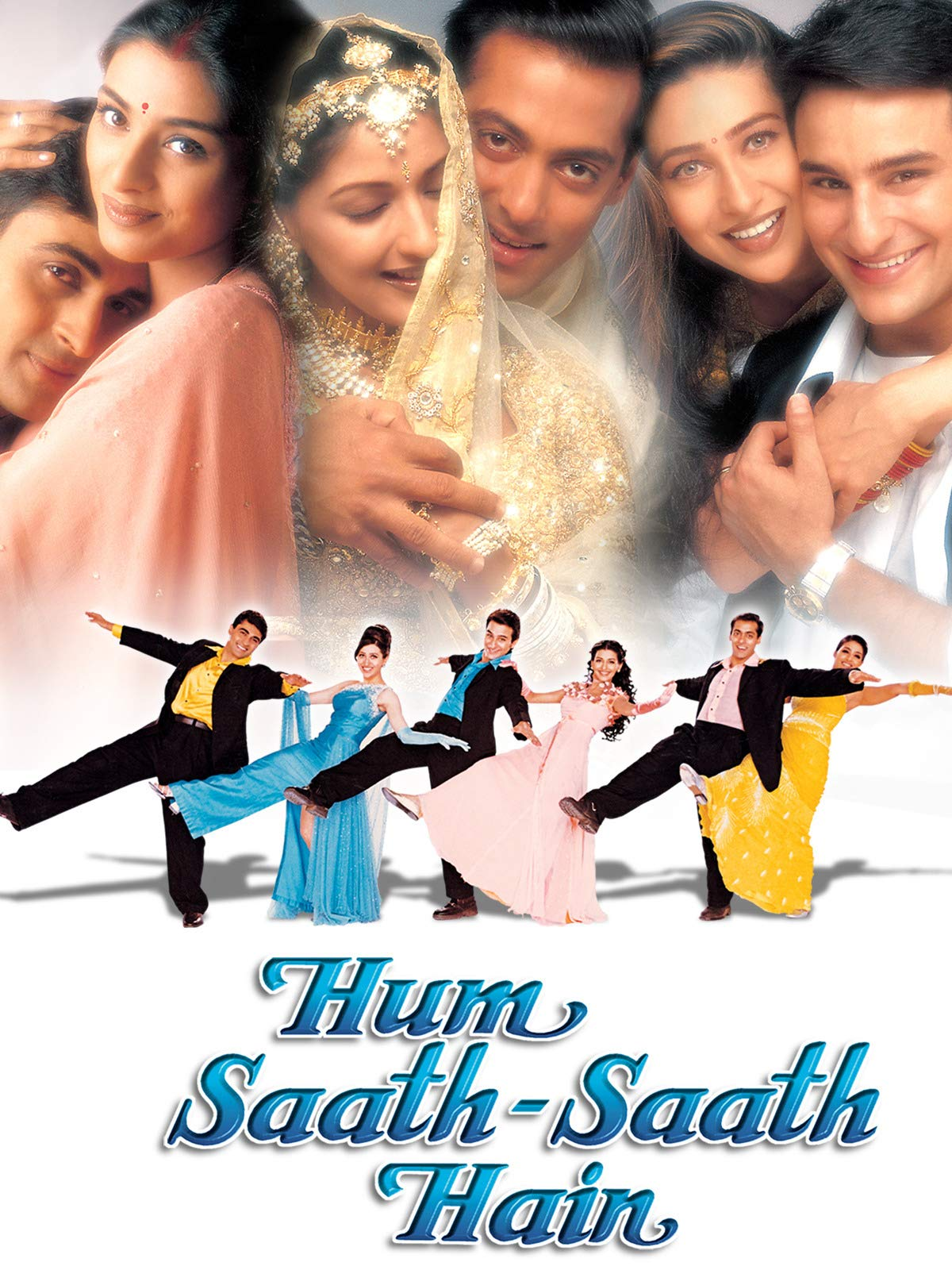 Hum Saath-Saath Hain on Amazon Prime Video UK