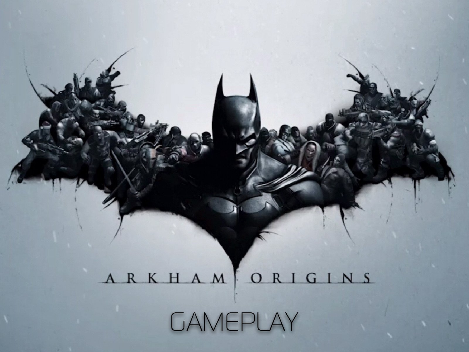 Clip: Arkham Origins Gameplay