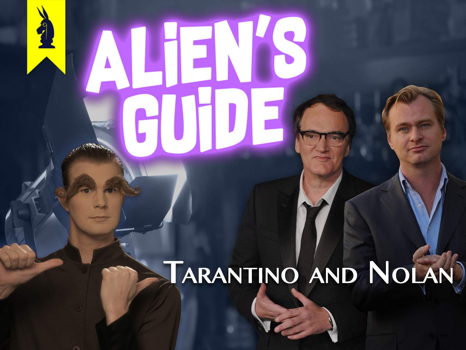 Alien's Guide - Season 8