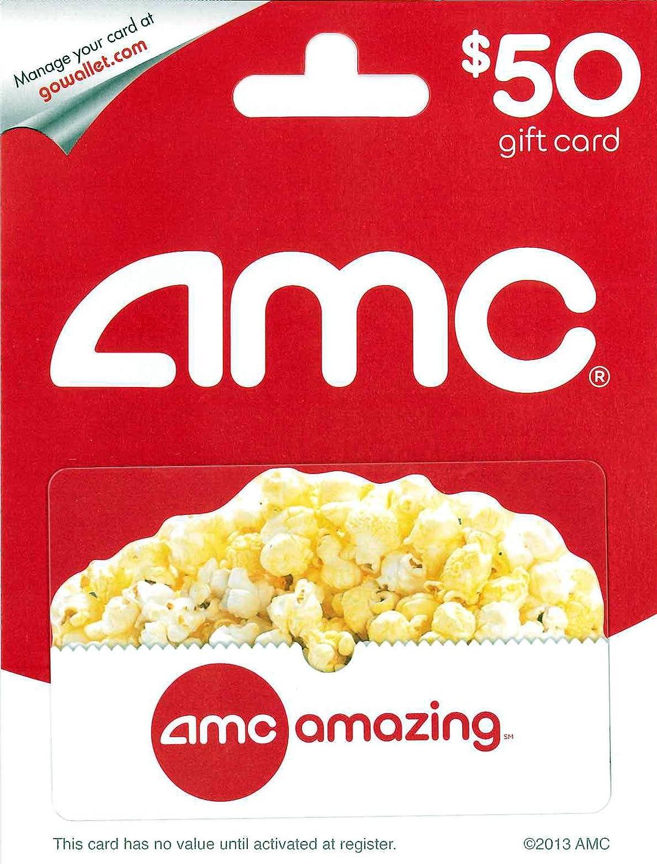 amc theatre gift card  50  u2013 amazon lightning deal picks