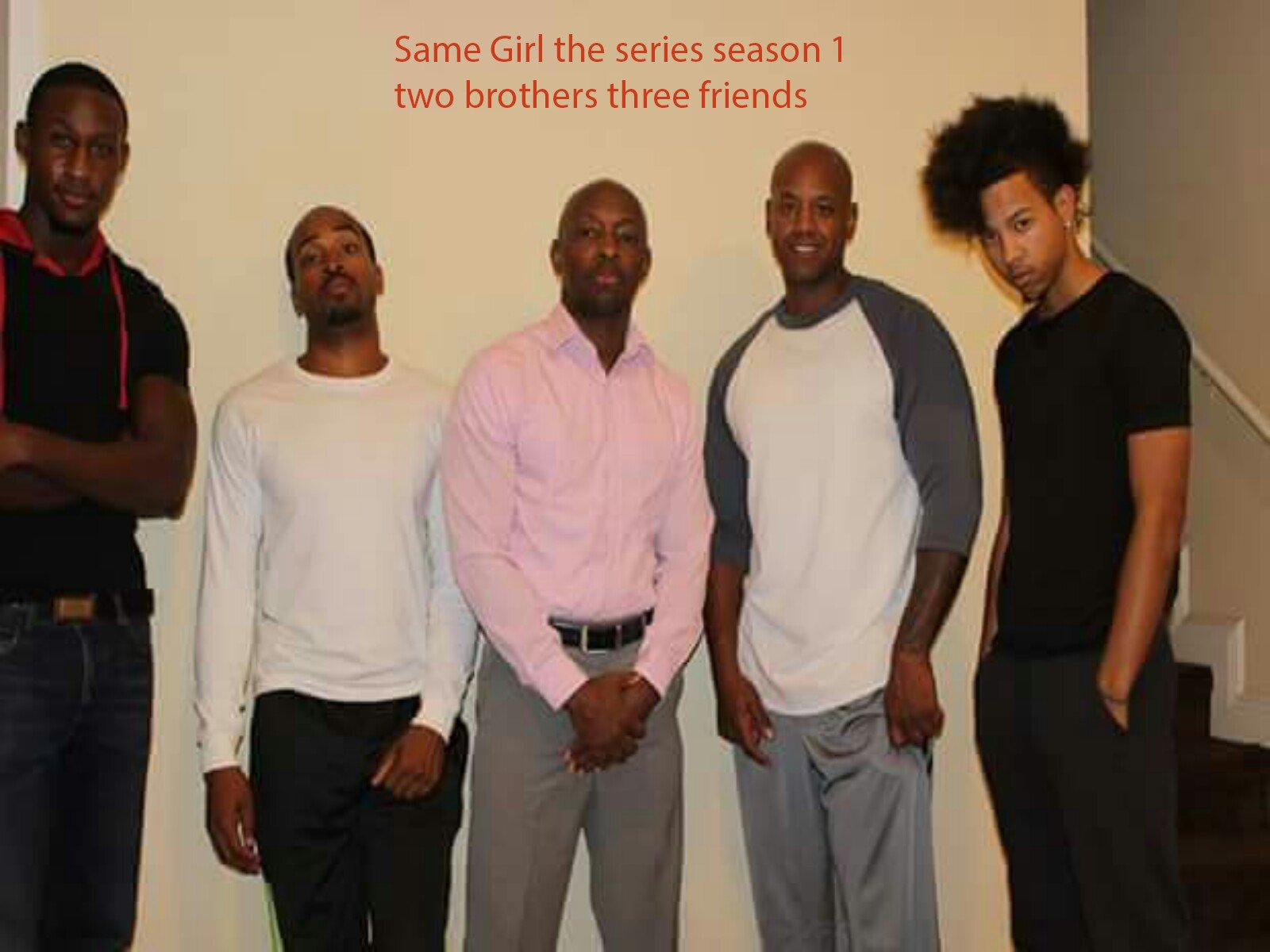 same Girl the series - Season 1