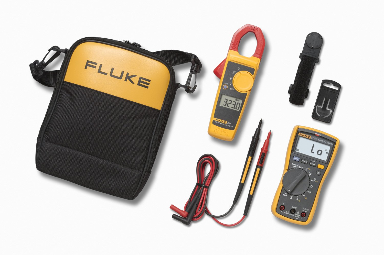 Fluke FLUKE-117/323 KIT Multimeter and Clamp Meter Combo Kit