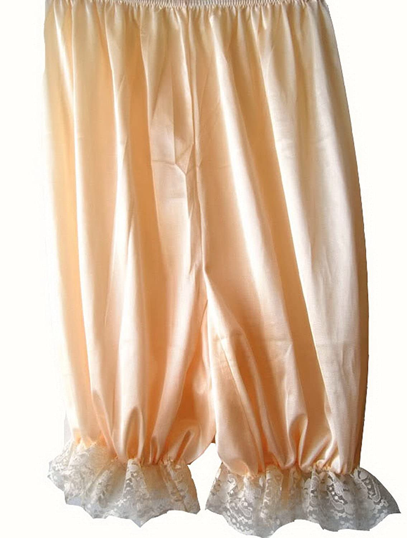 Frauen Handgefertigt Halb Slips UL1IV IVORY Half Slips Nylon Women Pettipants Lace günstig online kaufen