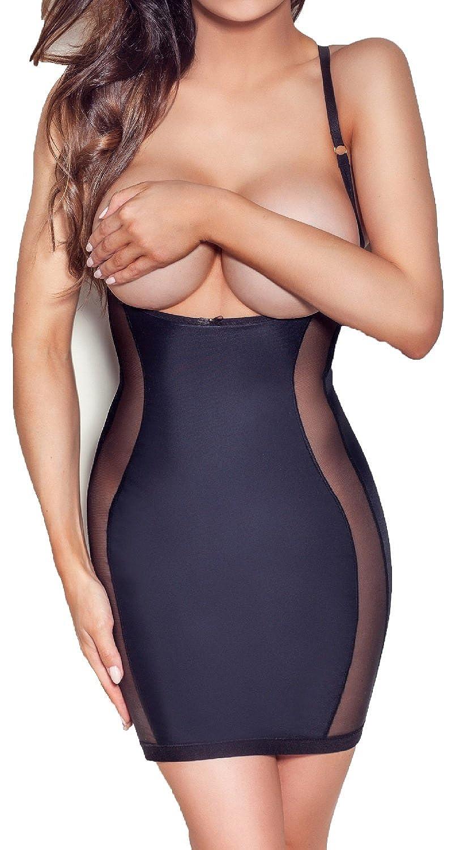 Di Ficchiano figurformendes, nahtloses Miederkleid in verschiedenen Farben *Made in EU* günstig kaufen