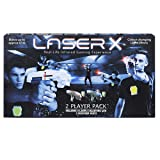 Laser X Real Life Infrared Gaming Experience (Color: Multi-colored)