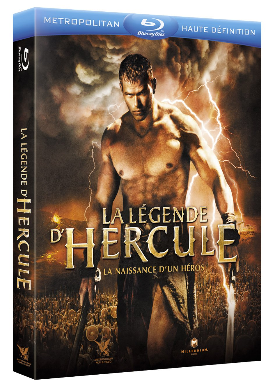 La Légende d'Hercule (2014) [BLURAY 720p]