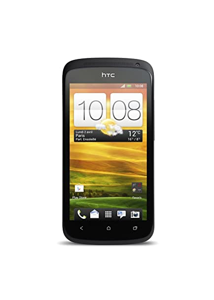 HTC One S 99HRE018-00 Z520e Smartphone GM/GPRS/EDGE Bluetooth Wifi GPS Android 4 16 Go Noir