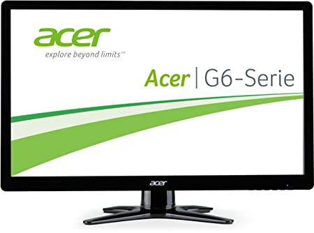 """Acer G226HQLBbid Ecran PC LED 21.5"""" 1920x1080 VGA + DVI (w/HDCP) + HDMI"""