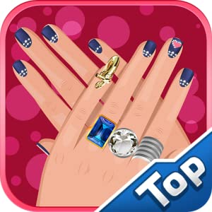 Celebrity Nail Salon Free from Smart Touch Top