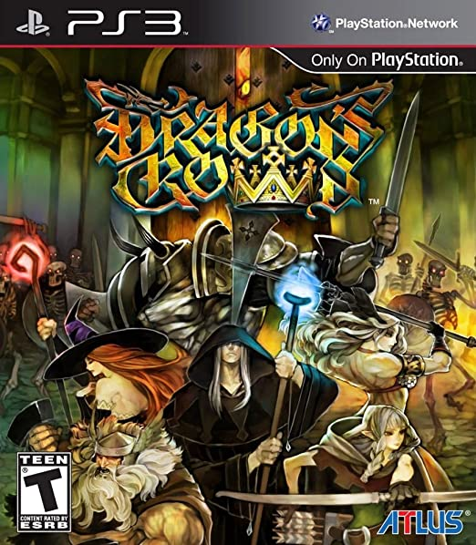 Dragon's Crown - Playstation 3: Video Games