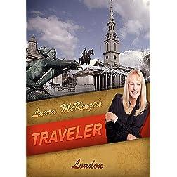 Laura McKenzie's Traveler  London [Blu-ray]