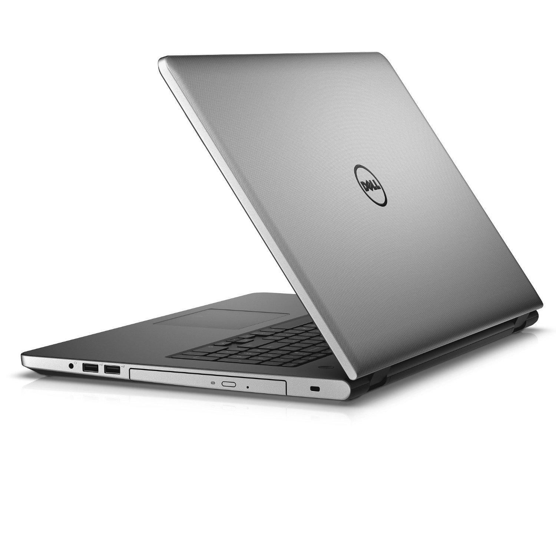 "2016 Dell Inspiron 17.3"" Laptop, 6th Gen Intel Skylake Core i7-6500U up to 3.1GHz, Full HD (1920x1080) Display, 8GB RAM, AMD Radeon R5 Graphics, 1TB HDD, DVD Drive, Windows 7/10 Professional"