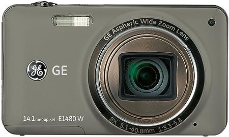 GE E1480W Appareil photo numérique 14 Mpix Gris graphite